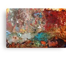 Nautical Abstract Canvas Print