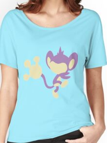 The Johto Monkey Women's Relaxed Fit T-Shirt