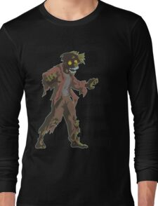 Corporate Zombie Long Sleeve T-Shirt