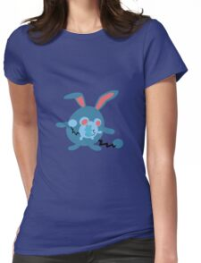The Water Mouse Womens Fitted T-Shirt