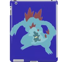 The Gator  iPad Case/Skin