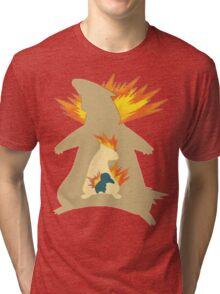 The Fire Mole Tri-blend T-Shirt
