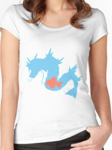 The Sea Dragon Women's Fitted Scoop T-Shirt