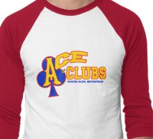 Ace o' Clubs Metropolis Rec League Softball T Men's Baseball ¾ T-Shirt