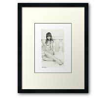 Pure Innocence Framed Print