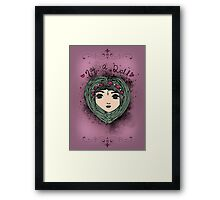 I'm A Person ♥ Framed Print