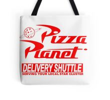 Pizza Planet Delivery Shirt Tote Bag