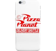 Pizza Planet Delivery Shirt iPhone Case/Skin