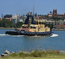 SVITZER TUG MAYFIELD by Phil Woodman