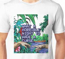 pixelated curse Unisex T-Shirt