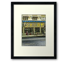 west end 11 Framed Print