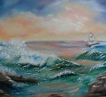 Lost Ship by Irene Clarke
