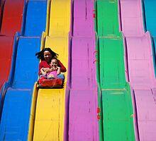 Color your world by Ursula Tillmann
