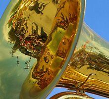 Magic of reflections  by Ursula Tillmann