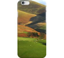 English Hills and Dales iPhone Case/Skin