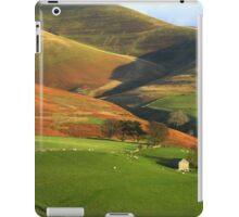 English Hills and Dales iPad Case/Skin