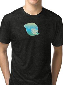 Blue Bird of Happiness Tri-blend T-Shirt