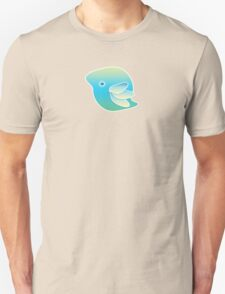 Blue Bird of Happiness Unisex T-Shirt