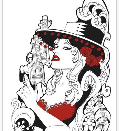 Bandita Candy Version 1 Sticker