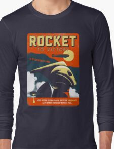 Rocket To Victory Long Sleeve T-Shirt