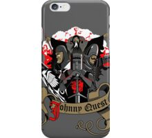 Johnny Quest iPhone Case/Skin