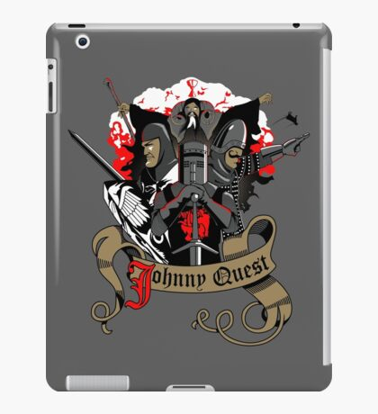 Johnny Quest iPad Case/Skin