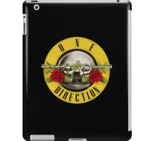 One Direction x Guns N' Roses iPad Case/Skin