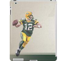 Aaron Rodgers Low Poly Art iPad Case/Skin