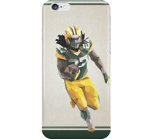 Eddie Lacy Low Poly Art iPhone Case/Skin
