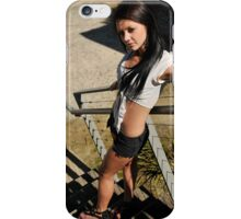 Tara 5640 iPhone Case/Skin
