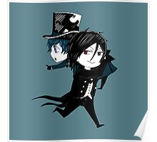 Ciel and Sebby-Chan Poster