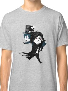 Ciel and Sebby-Chan Classic T-Shirt
