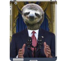 Obama Sloth iPad Case/Skin
