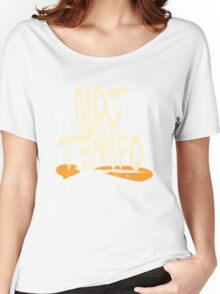 Whiplash - Not My Tempo Women's Relaxed Fit T-Shirt