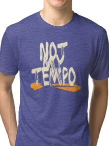 Whiplash - Not My Tempo Tri-blend T-Shirt