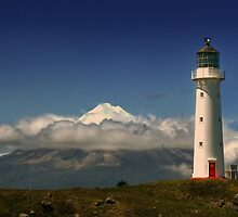 Between the Ocean Roar and Snow Capped Volcano, Mementoes Of by Peter Kurdulija