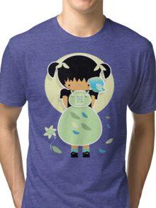 Blue Bird Club TShirt Tri-blend T-Shirt