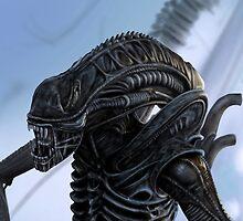 Alien by Brian J. Murphy