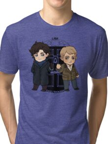 I Am Johnlocked Tri-blend T-Shirt