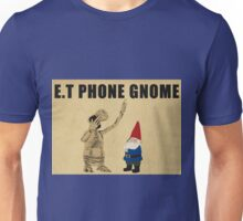E.T Phone Gnome Unisex T-Shirt