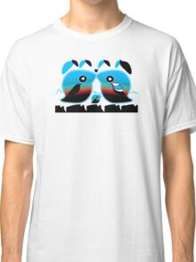 Sunrise Love Birds TShirt Classic T-Shirt