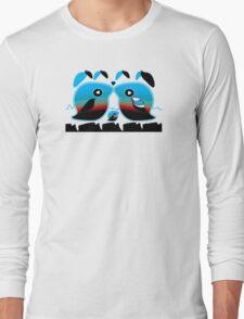 Sunrise Love Birds TShirt Long Sleeve T-Shirt