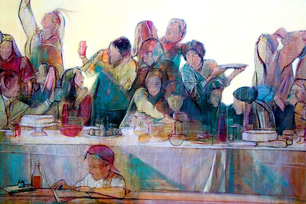 Last Supper by Philip Smeeton