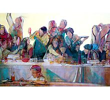 Last Supper Photographic Print