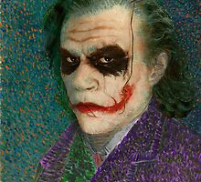 Van Gogh's Joker by Neov7