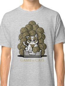 GAME OF CATS Classic T-Shirt