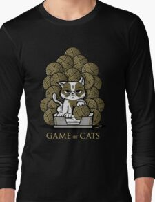 GAME OF CATS Long Sleeve T-Shirt