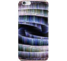 Abstract universe. II iPhone Case/Skin