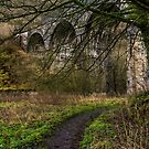 Headstone Viaduct by John Dunbar