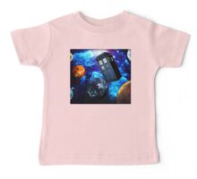 Doctor Who Space Baby Tee
